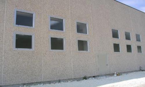 Finestre in alluminio serramenti ed infissi dalle pezze - Finestre apertura esterna ...